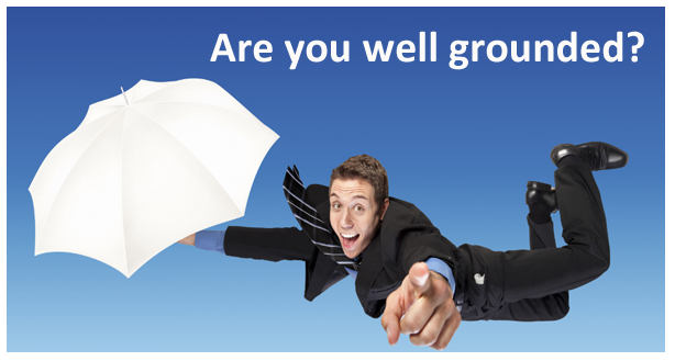 Are you well-grounded