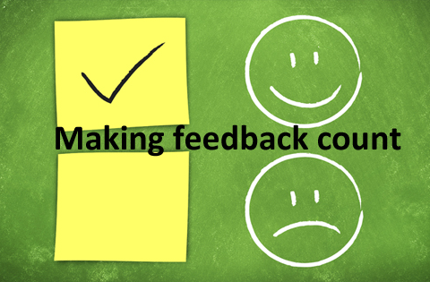 making-feedback-count