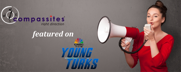 Compassites Featured in Young Turks