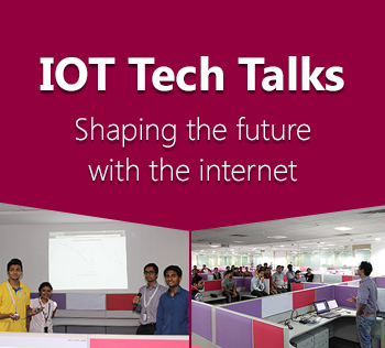 Internet of Things Tech Talks Event