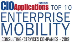 CIO Applications Europe Top10 Enterprise Mobility Companies